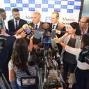 El presidente de Seniors Club transmite a Garre la 'urgencia' de cambio