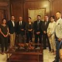 MSC se reúne con la presidenta de la Asamblea Regional y analizan las vías de participación ciudadana en la institución