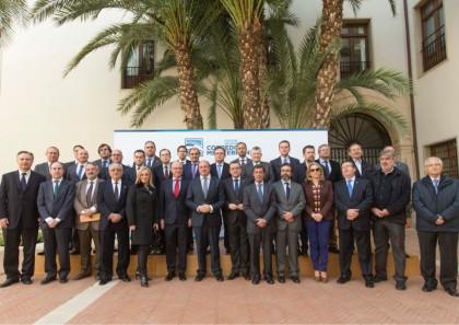 Murcia Seniors Club ha participado en la constitución del Foro Región de Murcia Corredor Mediterráneo