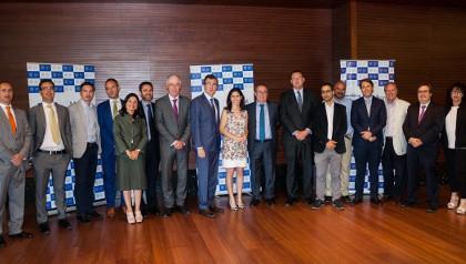 El objetivo de Ballesta es conseguir que Murcia sea en España un polo de atracción con cuatro ejes: cultural, urbano, social y productivo, como le corresponde a la séptima ciudad del país