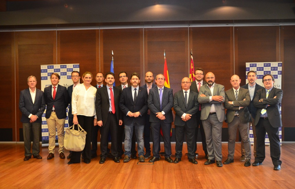Miguel Sánchez trabaja para que Ciudadanos supere al PSOE en las próximas elecciones autonómicas en 2019